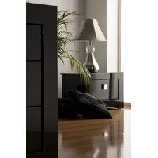 Modena 1 Drawer Bedside Table