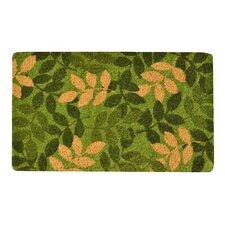 Leaf Coir Doormat