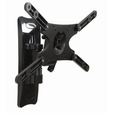 "LEVV Tilting and Swivel Wall Mount for 10""-40"" LCD's"