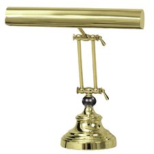 """Advent Piano 13"""" H Table Lamp"""