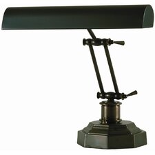 "Octagon 12.5"" H Base Desk Table Lamp"