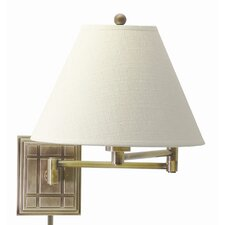 <strong>House of Troy</strong> Swing Arm Wall Lamp