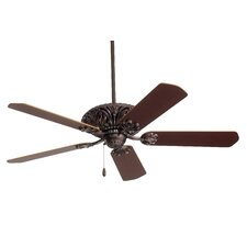 "52"" Zurich 5 Blade Ceiling Fan"
