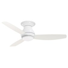 "<strong>Emerson Ceiling Fans</strong> 52"" Curva Sky 3 Blade Ceiling Fan with Remote"