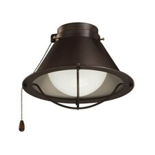 <strong>Emerson Ceiling Fans</strong> Seaside 1 Light Flush Mount