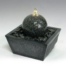 Ball Stone Tabletop Fountain