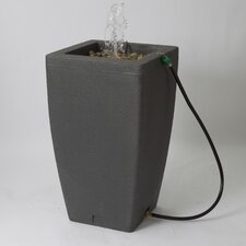 <strong>Algreen</strong> Madison 49 Gallon Rain Barrel with Fountain Kit