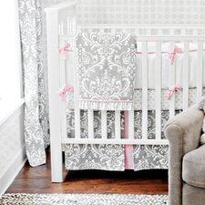Stella 4 Piece Crib Bedding Set