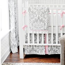 Stella 3 Piece Crib Bedding Set