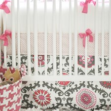 Ragamuffin 3 Piece Crib Bedding Set