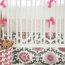 Ragamuffin 3 Piece Crib Bedding Set