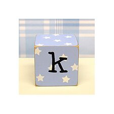 "<strong>New Arrivals</strong> ""k"" Letter Block in Blue"