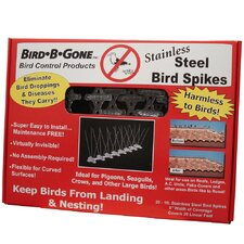 <strong>Bird B Gone</strong> Stainless Steel Bird Spike