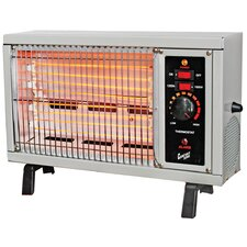 1,500 Watt Radiant Radiator Space Heater