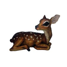 Fawn Statue
