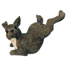 <strong>Michael Carr</strong> Rabbit Bound Statue
