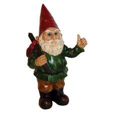 Hitchhiker Gnome Statue