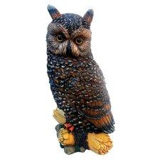 Owl Medium Statue