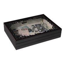 Sophia Filigree Shadow Jewelry Box