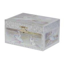 Martina Girl's Musical Ballerina Jewelry Box