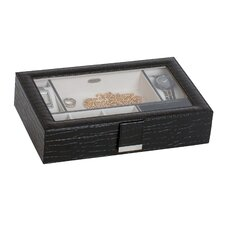 Men's Valet Emerson Jewelry Box