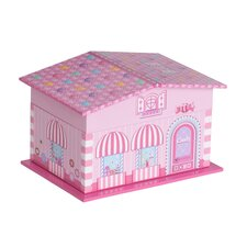 Lily Girl's Musical Ballerina Jewelry Box