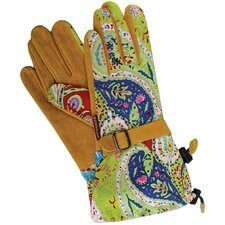 Paisley Gauntlet Gloves