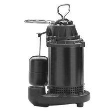 <strong>WAYNE</strong> 70 GPM Vertical Float Switch Cast-Iron Sump Pump