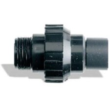 Check Valve with Adapter