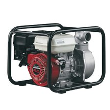 4 HP Honda Gasoline-Powered Transfer Utility Pump