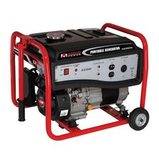 3,000 Watt Portable Gasoline Generator