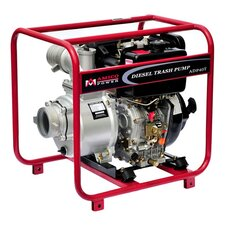 "<strong>Amico Power Corp</strong> 308.20 GPM Diesel 4"" Trash Water Pump with Recoil Start"