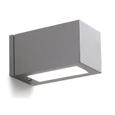Fenix 1 Light Flush Wall Light