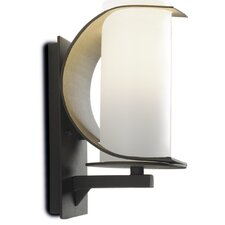 Ciri 1 Light Semi-Flush Wall Light