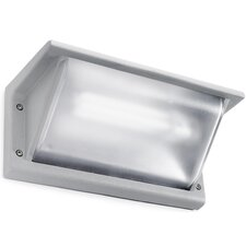 Curie 1 Light Flush Wall Light