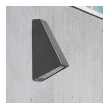 Angle 1 Light Flush Wall Light