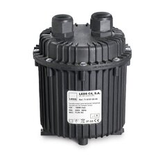 Varios Waterproof Transformer in Black