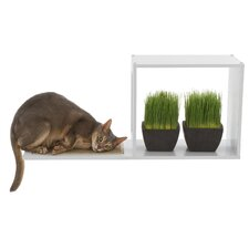 <strong>Designer Pet Products</strong> The Sophia Wall Mounted Cat Tree (Set of 2)