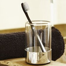 <strong>Blomus</strong> Duo Toothbrush Glass