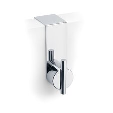 Duo Polished Overdoor Hook