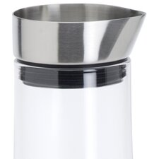 Acqua Stainless Steel Water Carafe