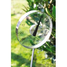 Grado Thermometer in Celcius by Flöz Design