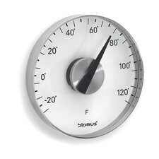 <strong>Blomus</strong> Grado Wall Thermometer in Fahrenheit by Flöz Design