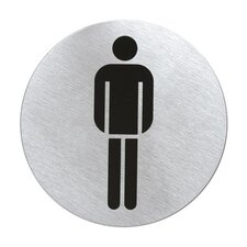"<strong>Blomus</strong> Signo Door Plate ""Men's Room"""
