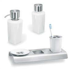 Liquo Bathroom Accessories Set