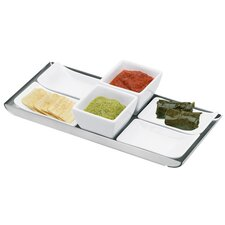 <strong>Blomus</strong> Esto Finger Food Set, 7 Piece