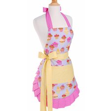 <strong>Flirty Aprons</strong> Women's Apron in Frosted Cupcake