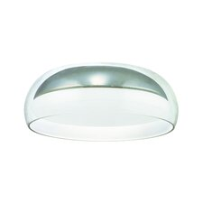 Metro 1 Light Flush Mount