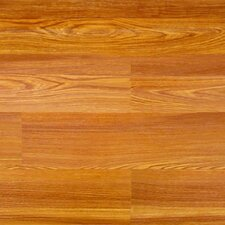 "American Burlington 6"" x 36"" Vinyl Plank in Stratton"