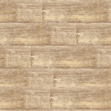 "Solidity 20 Century 6"" x 36"" Vinyl Plank in Cottage Chestnut"